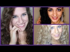 ▶ My Winter Curly Hair Routine & Products   Collab with Curlywavydiane & NaturallyBubbly! - YouTube