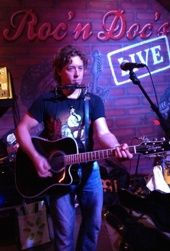 Tonight's @MarshallDane show at @rocndocs in #PortCredit is live on Livestream. 1st set coming up.