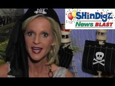 VIDEO-- Talk Like A Pirate Day at Shindigz