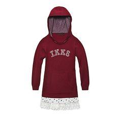 capuche ikks vtement fille hiver 14 fille hiver marques enfants robes la mode des filles automne dresses