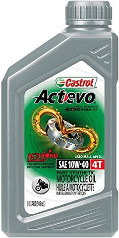 Castrol 06130 Actevo 10W-40 Part Synthetic 4T Motorcycle Oil - 1 Quart Bottle, (Pack of 6) - http://www.caraccessoriesonlinemarket.com/castrol-06130-actevo-10w-40-part-synthetic-4t-motorcycle-oil-1-quart-bottle-pack-of-6/  #06130, #10W40, #Actevo, #Bottle, #Castrol, #Motorcycle, #Pack, #Part, #Quart, #Synthetic #Motorcycle, #Parts