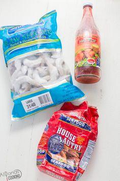 Shrimp Dishes, Shrimp Recipes, Copycat Recipes, Shrimp Scampi Fritta Recipe, Olive Garden Appetizers, Frozen Seafood, Olive Gardens, 3 Ingredients, Cooking Recipes