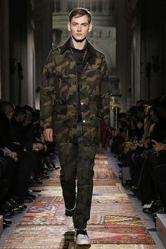 Valentino Menswear Fall Winter 2014 Paris - NOWFASHION