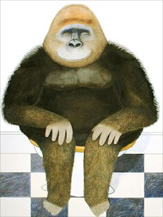 Little Beauty (published in 2008) by Anthony Browne