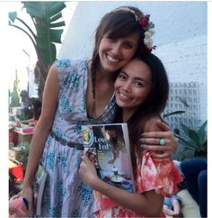 Love from Yuka at Love Fed Launch Party