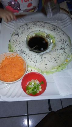 Rosca de Sushi natural.