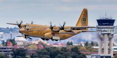 Royal Saudi Air Force C-130H Hercules