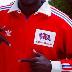 "@EnLawded.com's photo: ""The Adidas Originals Great Britain 1983 Track Top by EnLawded.com   #Adidas #Originals #GreatBritain #UnitedKingdom #UK #London #Manchester #Liverpool #Wales #Scotland #Queen #Excludive #Athlete #Jacket #Collector #Retro #Vintage #Swag #instahood #instamood #100likes #instagramers #likemyphotos #followback #likeforlike #instagramhub @EnLawded.com http://www.enlawded.com/the_collection/country/united_kingdom"""