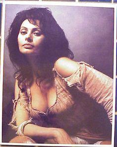 Sophia Loren one color photo photograph Sophia Loren Film, Films, Movies, Celebrity Photos, Photograph, Wonder Woman, Women's Fashion, Superhero, Best Deals