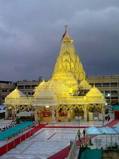 Ambaji Temple.. Awesome Look.. Jay Ambe