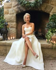 Claire Holt & Matt Kaplan are Married: See Their Dreamy Wedding Photos Claire Holt, Vampire Diaries, Brisbane, The Originals Rebekah, Beautiful Couple, Beautiful Bride, Celebs, Celebrities, Girl Crushes