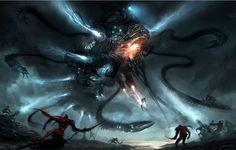 Epic Dragon Battle Scenes http://brands2.casemodo.com/product/first-lesson-by-kerem-beyit/