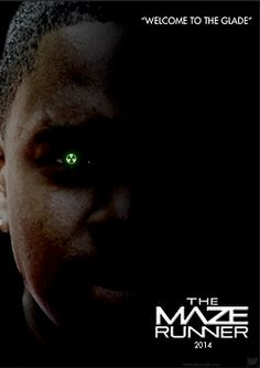 the maze runner | Alby I Character Poster/Fanmade