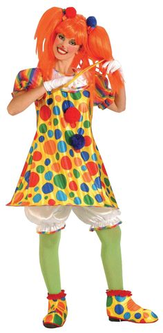 Clown Giggles Adult