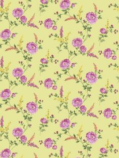 Sophie Conran's Posie Pistachio (950809) is taken from the Reflections wallpaper collection.background, flowers