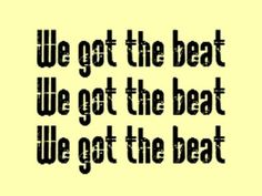 The Go-Go's - song lyrics, song quotes, music lyrics, music quotes