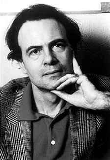 Patrick Modiano. French author who won Nobel Prize in Literature.