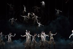Riccardo Tisci Costumes  Palais Garnier Opéra Boléro Paris http://www.vogue.fr/mode/news-mode/diaporama/riccardo-tisci-ballet-bolero-opera-national-de-paris-palais-garnier/13063#!3