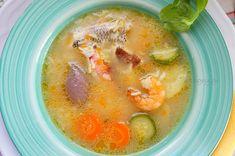 Kitchen Stori.es: Ελληνική Παραδοσιακή Ψαρόσουπα