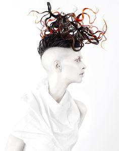 Naha 2013 Albino skin......