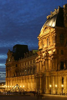 Louvren - Vi bör se Mona-Lisa