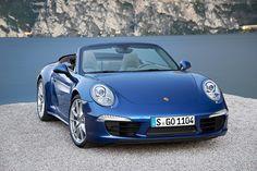 Porsche Carrera 4 Cabrio 2013