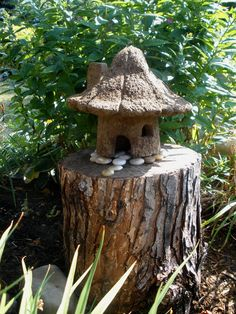 Mr Toad house I made