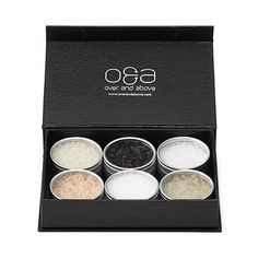 SALTS OF THE WORLD | Sea Salt Sampler, Collection, Gift, Gourmet, Speciality | UncommonGoods