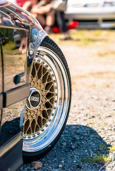Nice BBS wheels #BBS #stance #tuning