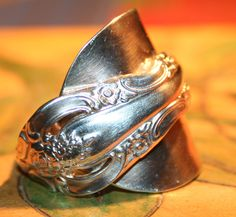 Silver Artistry 1965 Demitasse Spoon Ring