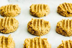Healthier, Gluten-Free Peanut Butter Cookies with Just Four Ingredients | eHow Food