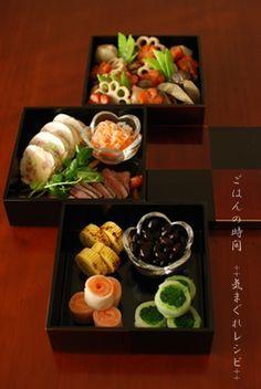 Japanese food / おせち料理