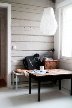 inspiraatio / Designstudio Piia (Caisa K -värikartan marraskuun sävy on kuultavan beige, V485) Nordic Interior, Interior Design, Brew Bar, Konmari, Modern Rustic, Decoration, Entryway Bench, Living Spaces, Kids Room