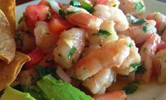 Skinny Shrimp Salsa - http://recipes48.com/2016/03/skinny-shrimp-salsa/