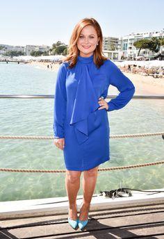 Pin for Later: Seht die Stars in ihren schönsten Roben beim Filmfest in Cannes Amy Poehler