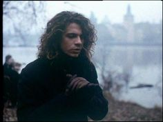 michael hutchence**  and Prague and the anthem