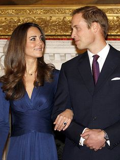 I adore this picture of Prince William and Kate!