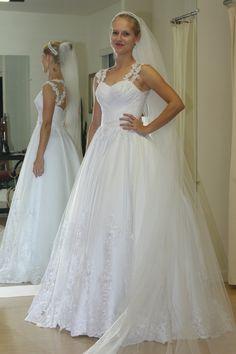 @byeucebio weirich  #rendas #bordados #pinterest #noivas #casamentos