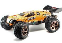 RC bil - VKAR BISON 4S 4WD - 2,4Ghz - RTR