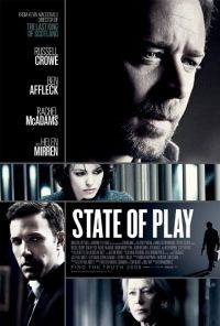 state of play  thriller  ***