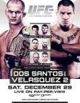 UFC Betting – UFC Schedules Stacked Card For 2012 Finale