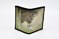 Wuthering Heights paperback wallet from Rebound Designs $35
