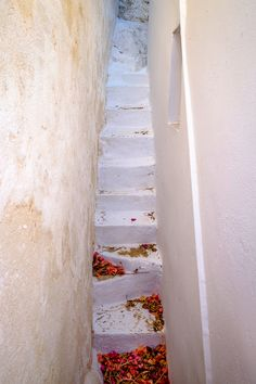 Steps in Serifos Island
