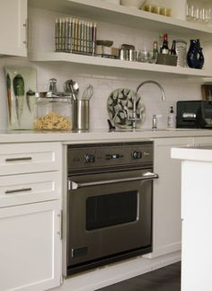 Noho Loft - eclectic - kitchen - new york - Thom Filicia Inc.