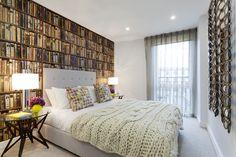 Master Bedroom - eclectic - bedroom - london - Design-OD