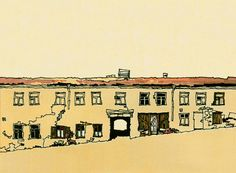 Dalius Regelskis - Užupio akvarelės