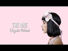Melanie Martinez - The One (Unreleased) (Lyrics) - YouTube