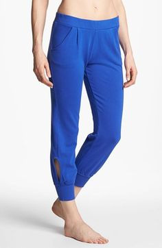 Solow Keyhole Ankle Pants available at #Nordstrom #solowstyle