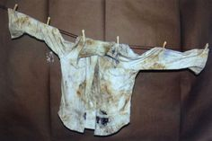 clothing found from the 1960 Studebaker unearthed in September 2013