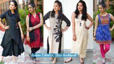 Indian Ethnic Office wear Lookbook